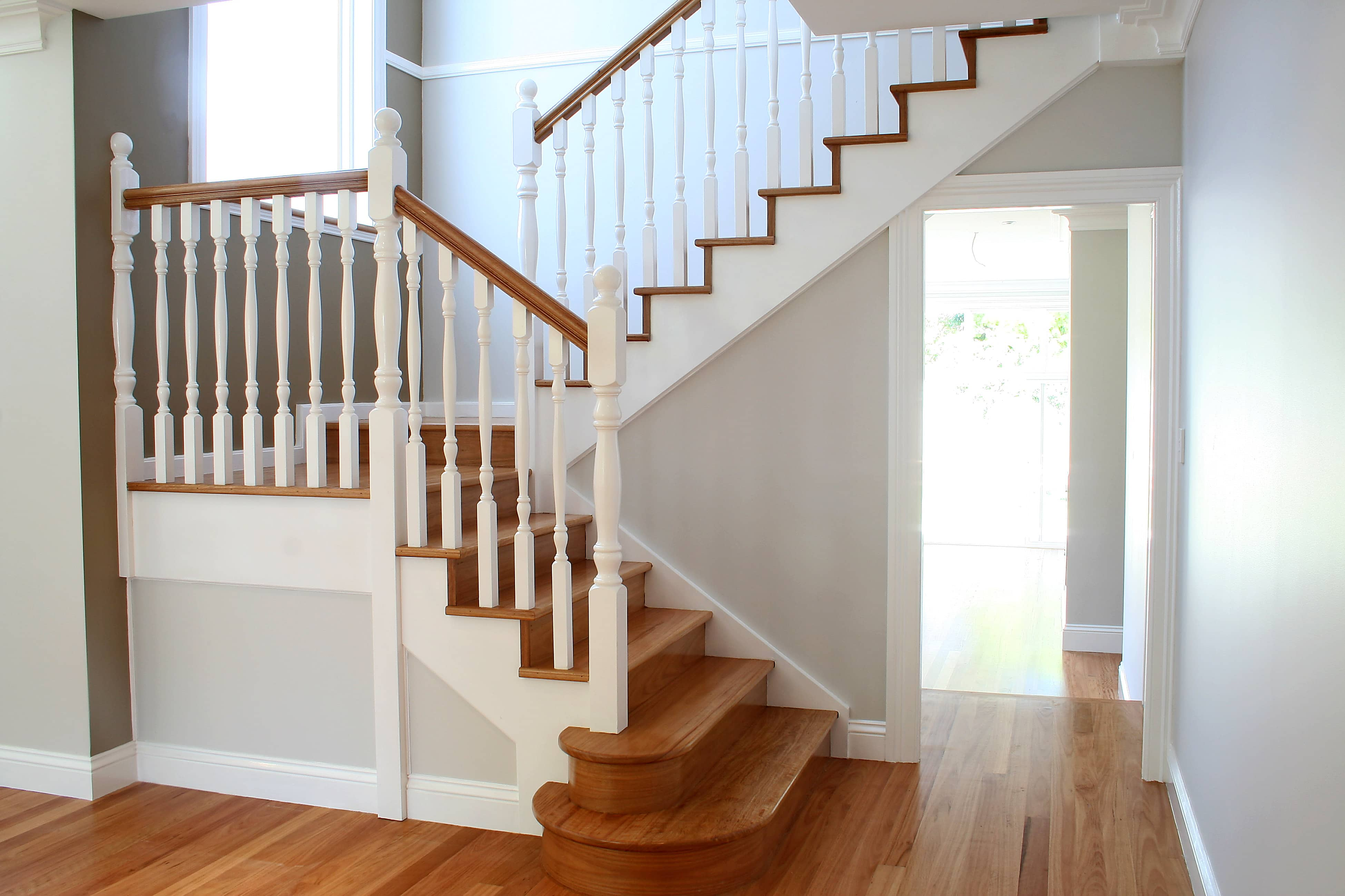 Picture of: Custom Made Staircases Staircase Balustrade Designs Designer Staircases