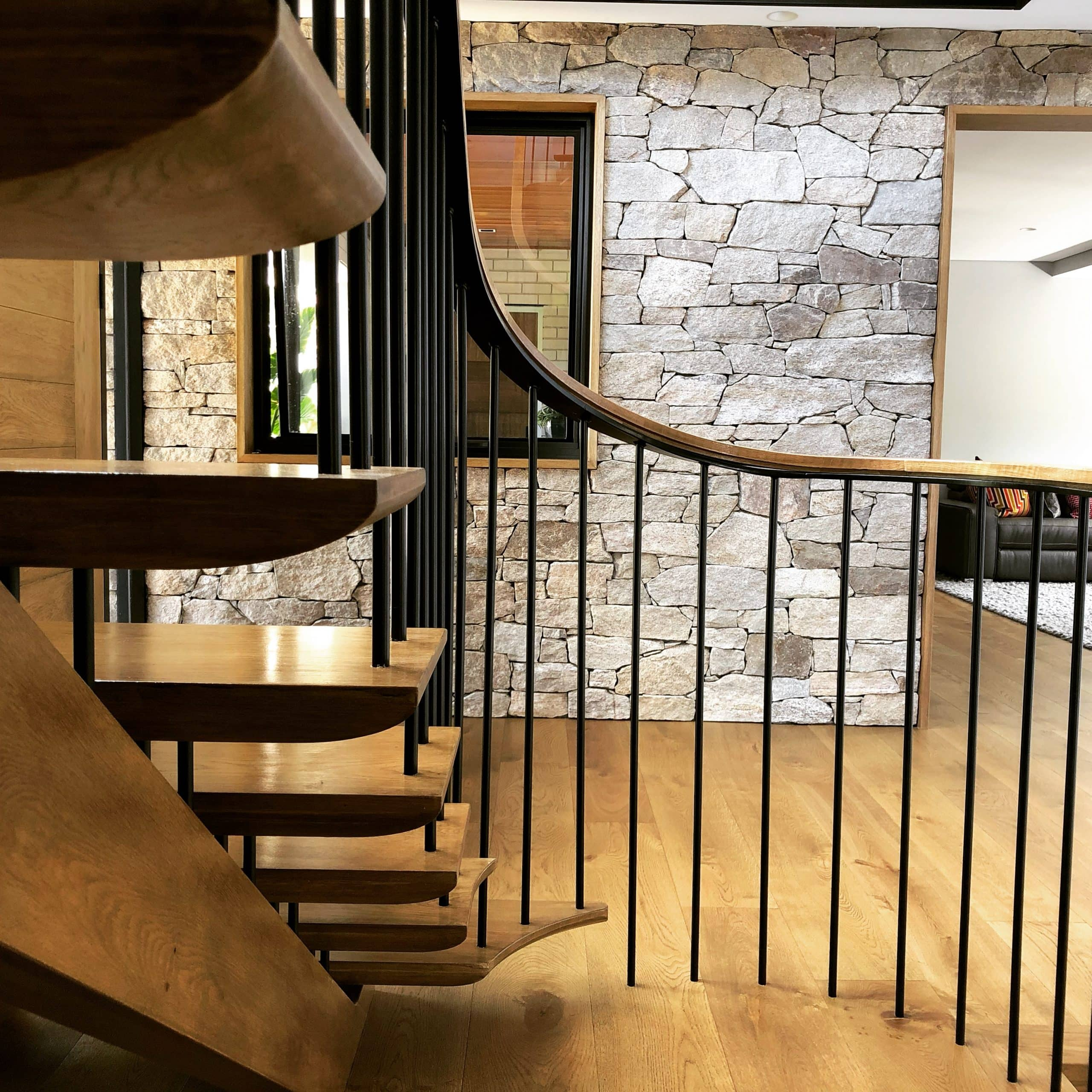 Custom Timber Staircases Steel Spine Staircase Designs Designer Staircases